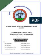 Technical Audit Report
