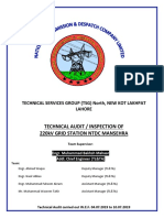 Technical Audit Report