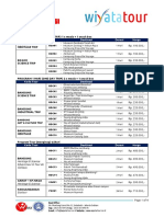 Paket Wisata Edukasi Publish 2019
