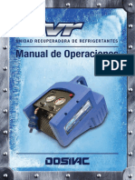 Manual de Recuperadora Dvr