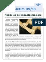 Negócios de Impacto Social