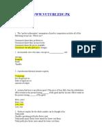 Microeconomics - ECO402 Final Term Quiz