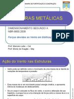 Estruturas metálicas - dimensionamento conforme nbr 8800