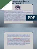 Presentación1 ABC Señales y Normas de Transito