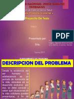 Ejemplo de Ponencia Proyecto de Tesis Power 23-7-19