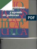 2 - Formación de La Agenda Pública