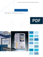 WEG CFW 11 Variable Speed Drives1