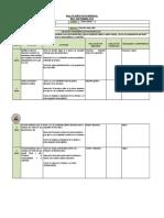 Planificación Septiembre Función Lineal 1 Medio
