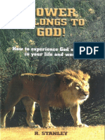 Power Belongs to God.pdf