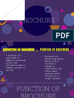 Brochure (Reading and Writing).pptx