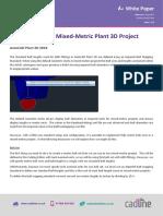 AutoCAD Plant 2018 - Mixed Metric Bolts (1)