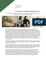 Gentling Study Center Announcement_8.7.19