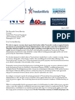 7-31-19 Coalition Letter Opposed to US Interference in Ongoing VZ Property Rights Litigation (1)