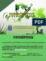 Fotosintesis (Clase 1)