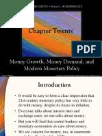 Chapter 22 money