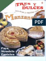 Postres y Dulces - Elaboraciones Con Manzanas
