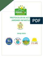 Protocolos 2019-2021. Jardines