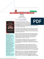 The SF Site Featured Review_ Finity