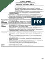 Manual de Supervisor de Obra