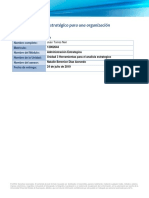 Torres Juan Plan Estrategico Para Una Organizacion