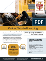 SISFU Distance Online Learning Philippines Fees and Courses