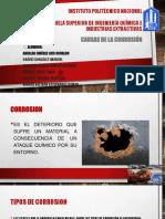 Causas de La Corrosion