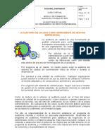 FORO 3-LA AUDITORÍA DE CALIDAD COMO HERRAMIENTA DE GESTIÓN EMPRESARIAL.doc