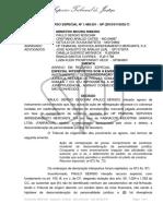 Decisão Monocrática - AREsp Fabracor
