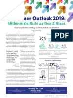 Consumer Outlook 2019