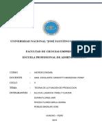 Monografia de Microeconomia