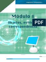 Computación I Módulo II