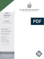Codigo de Etica y las Reglas de Integridad de los Servidores Públicos del estado de Jalisco
