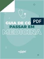 Guia de como passar em medicina