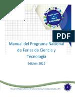 Manual de Ciencia y Tecnologia 2019