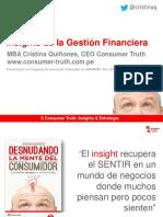 CristinaQuiñonesINSIGHTSGestion-Financiera