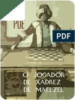 POE Edgar Allan_O Jogador de Xadrez de Maelzel