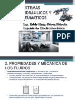 Sistemas Hidraulicos y Neumaticos Tema 2 Eddy Perez