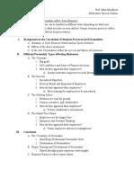 SPEECOM Informative Outline