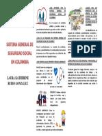Sistema General de Seguridad Social en Colombia