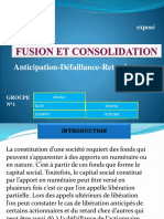 Groupe 3 Fusion Conso