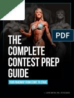 Layne Norton - The Complete Contest Prep Guide (Female)