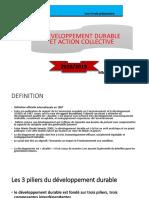 DEvelopement durable
