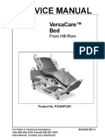 VersaCare_Manual de Service