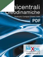 Catalogo Minicentralina - NEXOIL