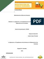 APLICACION DE NORMAS CONTRATOSS