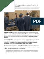 05-08-2019 Salud Sonora realiza la segunda jornada de colocación de prótesis de rodilla y cadera - Expreso