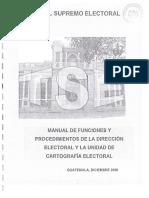 Manual Direccion Electoral