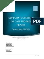 CS Progress Report PSO 2015