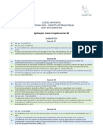 2019 MAR1 Direito Internacional Bloco08 Gabarito0138