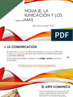 La comunicación, el lenguaje y los sistemas.pptx